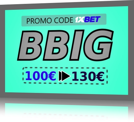 FAQ zum 1xbet Code Illustration in groß