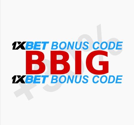 Illustration of 1xbet bonus conditions in big format