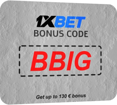 Illustration of How to get 1xbet bonus? in big format