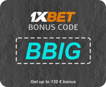 Illustration of 1xbet referral bonus in big format