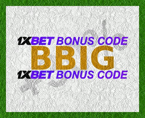 Illustration of Please find here a promo code generator for 1xbet in big format