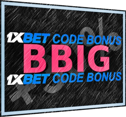 Illustration de Code promo 1xbet za en grand