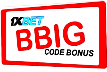 Illustration de 1xbet bonus kenya en grand