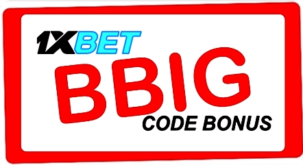 Illustration de bonus code pour 1xbet en grand
