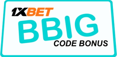Illustration de 1xbet code d'activation en grand