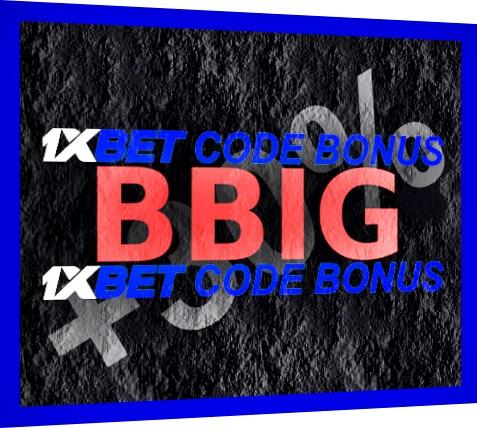 Illustration de 1xbet coupon code en grand