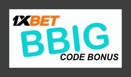 Illustration de 1xbet promo code Bangladesh en grand