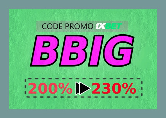 Illustration de 1xbet gift promo code en grand