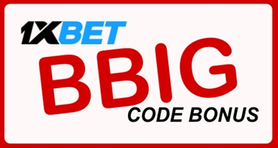 Illustration de Le code promotionnel pour 1xbet en grand