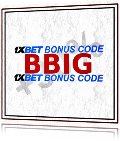 here is your coupon for 1xbet.com