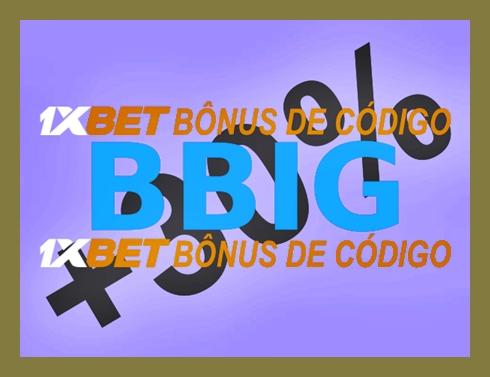 Ilustração de código promocional 1xbet Portugal em tamanho grande