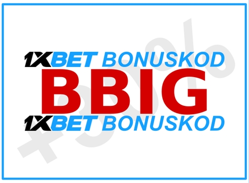 1xbet voucher code illustration i stort