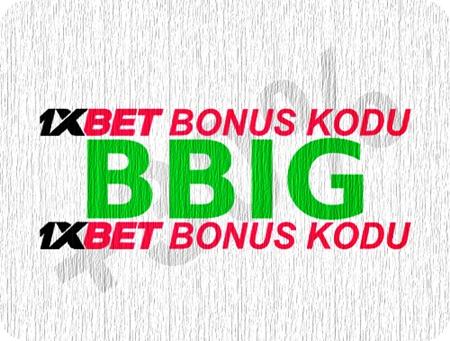 Büyük 1xbet casino bonus kodları illüstrasyon